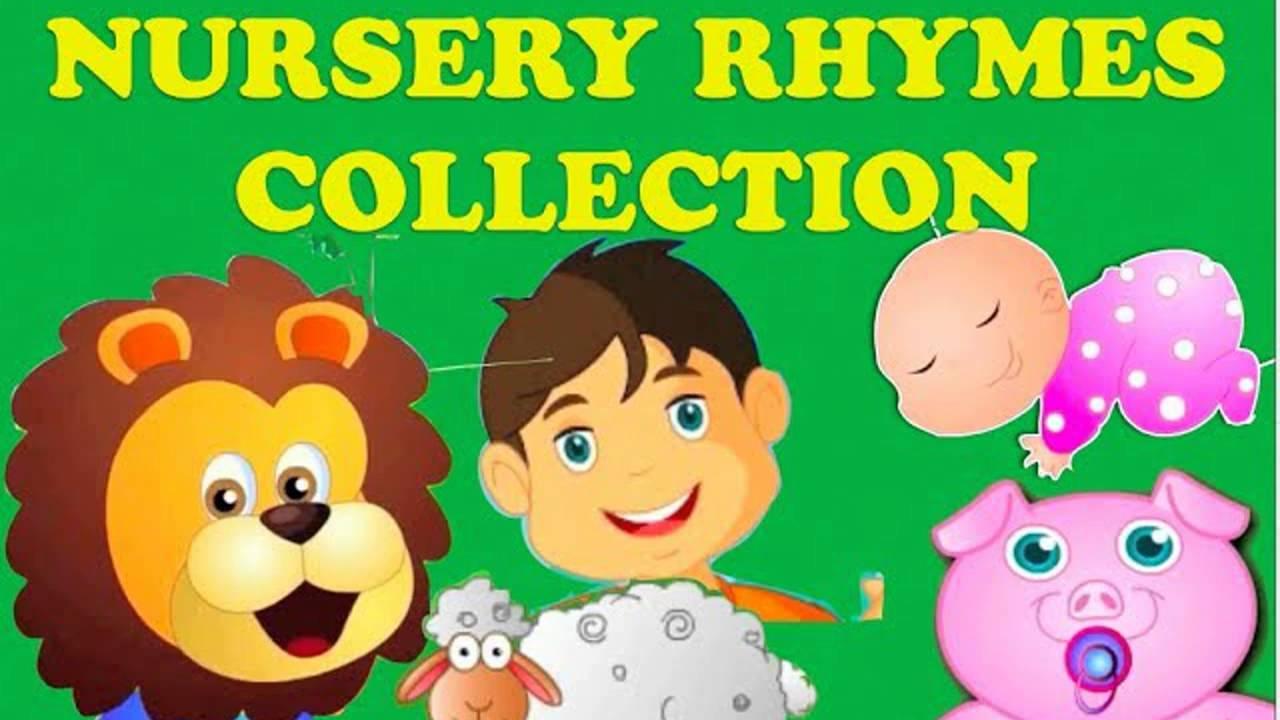 nursery rhymes numbers 1-10 - YouTube