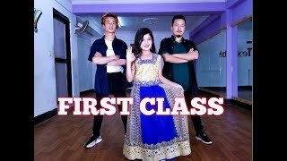 Kalank - First class dance Video | Varun Dhawan Alia Bhatta