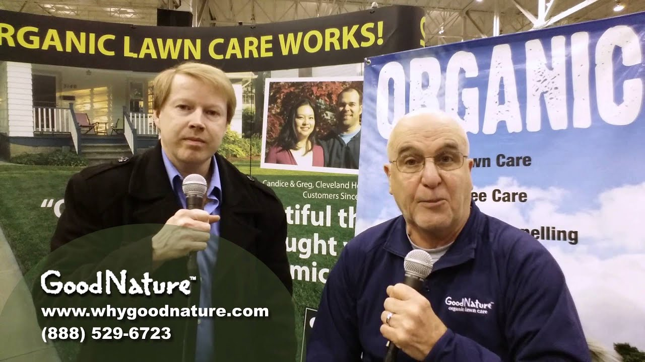Organic Lawn Care Cleveland Ohio Good Nature Home And Garden - Home and garden show cleveland