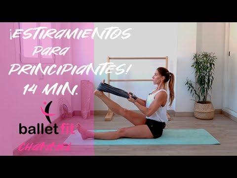 👉🏻 Los Mejores Ejercicios De Estiramiento Para Principiantes | Ballet Fit