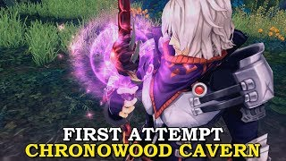 Hi, here is my first attempt of Chronowood Cavern. This one is more...