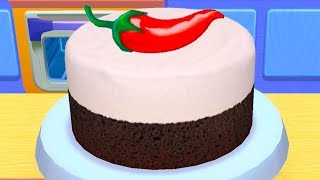My Bakery Empire #6 - Bake, Decorate & Serve Cakes - Fun Learn Cake Cooking & Colours Games For Kids