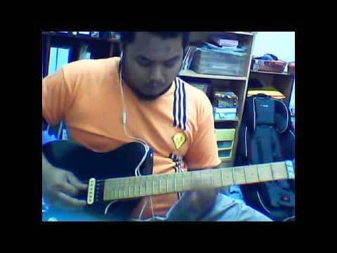 Di Pintu Mahligai Guitar Cover Hairil