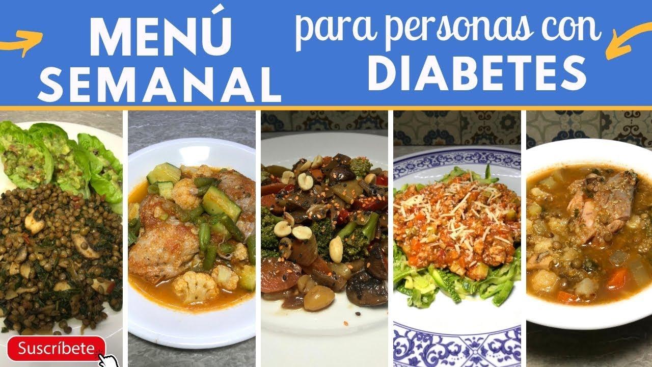 dieta para personas que quieren bajar de peso