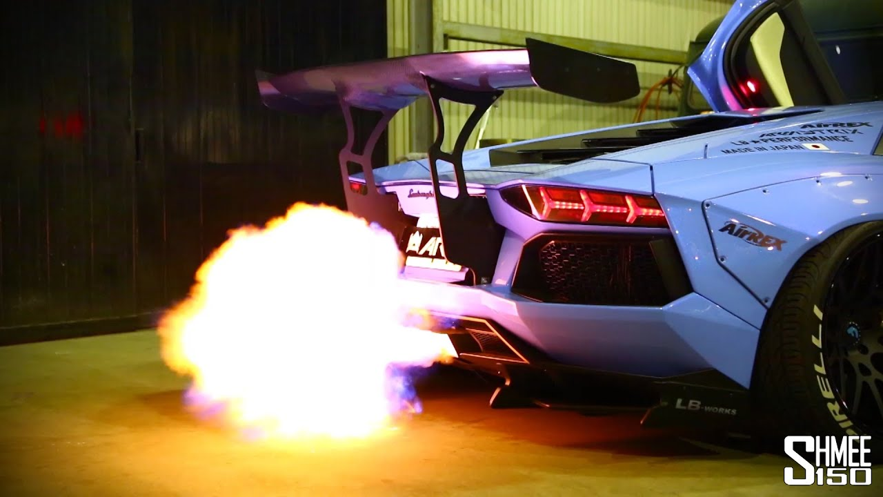 lamborghini aventador exhaust system with Watch on Chrome Aventador likewise Watch together with Bloody Red Liberty Walk Lamborghini Aventador 11 Awesome Pictures moreover 1079 Lamborghini Aventador Mansory 27 furthermore Watch.