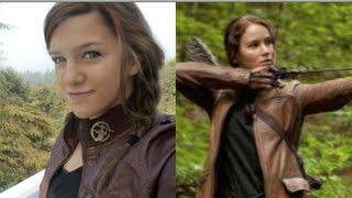Katniss Everdeen Halloween Costume!  Hunger Games