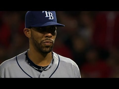 TB@BOS Gm2: Price fans five over seven frames