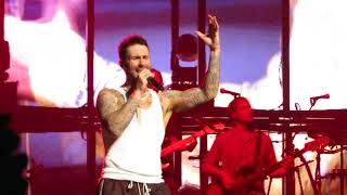 Maroon 5 - The Forum - 6/5/2018 - Forever Young - Girls Like You