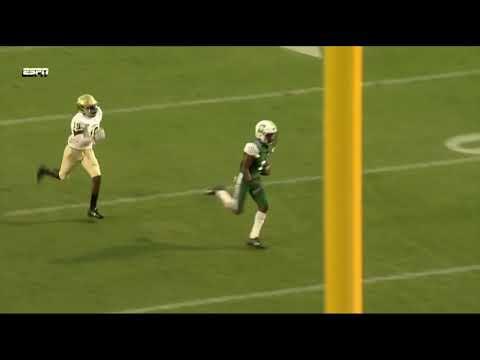 Stetson Football vs Jacksonville Highlights
