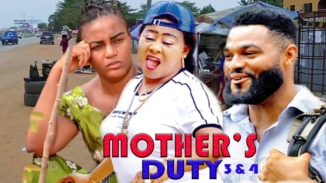 Download MOTHER'S DUTY SEASON 6- NEW MOVIE|2021 LATEST NIGERIAN NOLLYWOOD MOVIE|HIT MOVIE