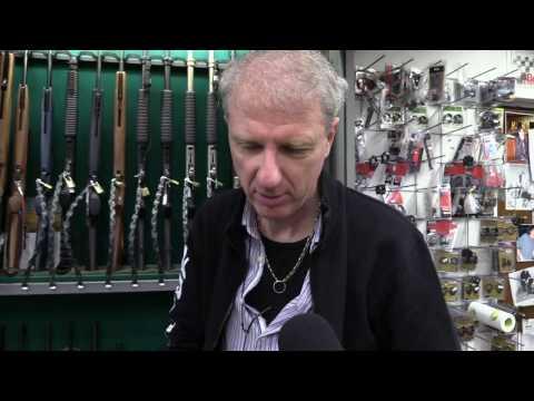 Gli italiani e le armi: entriamo in armeria
