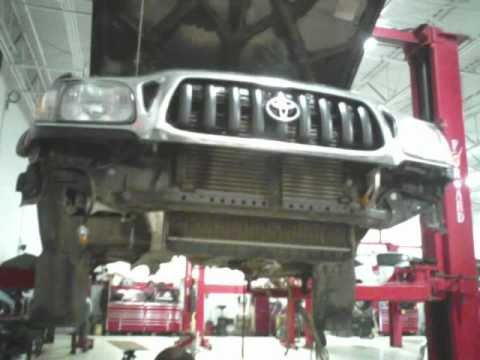 Toyota Tacoma Tundra Frame Replacement 67 68 69 Wmv