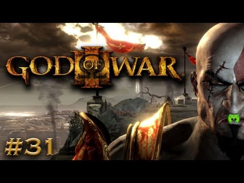 Let's Play God of War 3 #031 [Deutsch/Full-HD] - Kronos