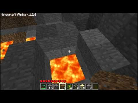 Minecraft - Craftbook Cauldron Recipe Setup, And Building And Using In Game