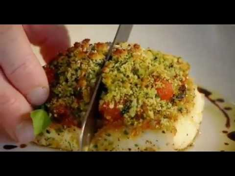 Gordon Ramsay Recipes: Herb-Crusted Fish Fillets