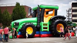 100 Jahre John Deere Traktoren
