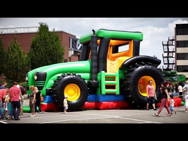 100 Jahre John Deere Traktoren – Tag der offenen Tür