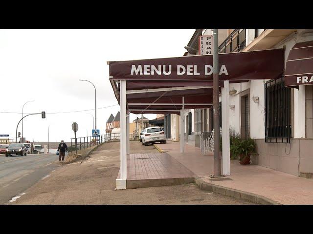 Pueblos de más de 3.000 habitantes se suman a cierre de hostelería y comercio