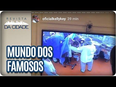 Kelly Key, XFactor e Tatá Werneck  - Revista da Cidade (27/01/17)