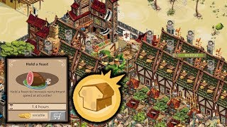 Goodgame Empire - Food Production