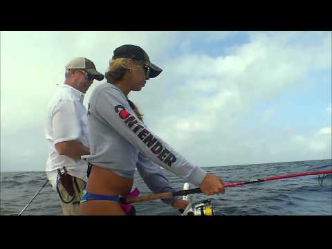 Brie Goes Fishing with Pat Dineen in the Panhandle | Dolphin 2015 - CFIFR Season 11, Episode 10