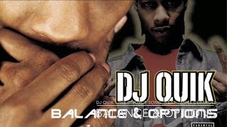 Dj Quik - The Divorce Song (feat. James Debarge) BALANCE & OPTIONS