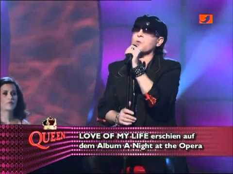 Klaus Meine - Love Of My Life (Live in Basel 2009)
