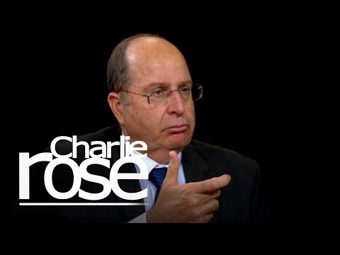 Israel's Moshe Ya'alon on Iran's Nukes (Oct. 20, 2014) | Charlie Rose