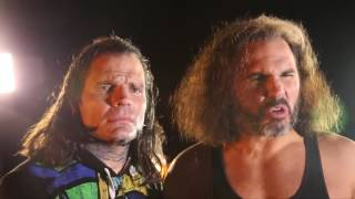 Gregory Shane Helms Superkicked into Lake of Reincarnation | Total Nonstop Deletion