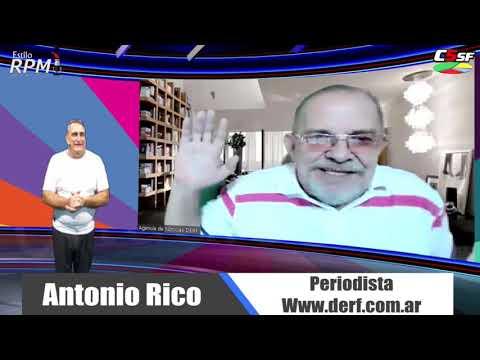 Las profecías de Antonio Rico