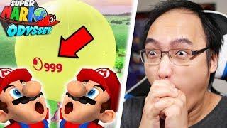 J'AI ENFIN 999 LUNES ! | Super Mario Odyssey #69