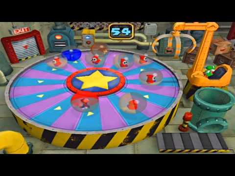 Mario Party 4 Toad's Midway Madness Gameplay HD