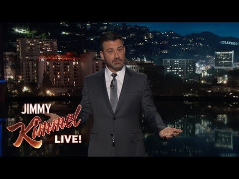 Jimmy Kimmel Gives Trump a Government Shutdown Offer He Can't Refuse