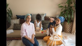 Monti Kids Founder Zahra Kassam Visits Pham Home With Level 2 Tips