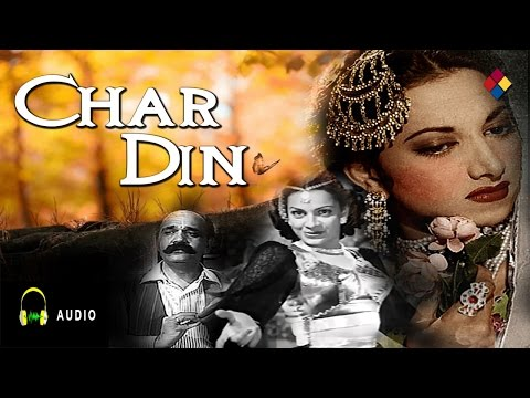 Ek Bewafa Ki Yaad Ne ...Char Din...1949...Singer...Suraiya.