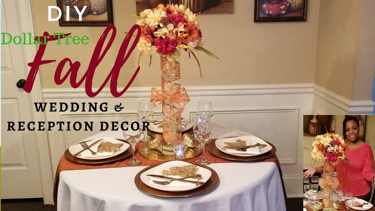 Diy Dollar Tree Wedding Decorations How To Create A Diy