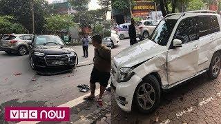 Danh tính lái xe Audi đâm liên hoàn trên phố Nguyễn Khánh Toàn