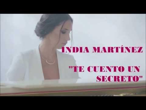 Ángel LETRA India Martínez