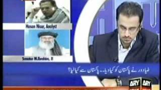 Hassan Nisar about Zia regime 2