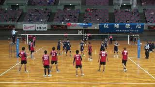 2017全日本総合「男子1回戦」新日鐵住金vs京都教員ク
