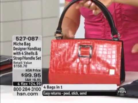 Miche Purses Out In 4 Minutes On Home Ping Network Hsn You