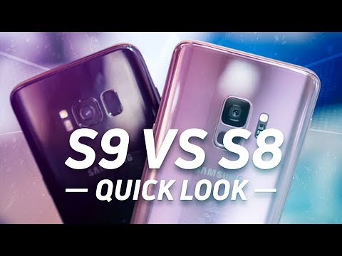 Samsung Galaxy S9 review: Follow the leader