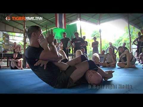 BJJ Black Belt Tony Eduardo Lima seminar @ Tiger M...