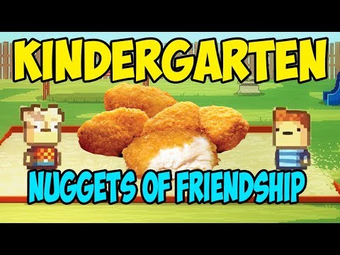 NUGGETS OF FRIENDSHIP   KINDERGARTEN - NUGGET'S TASKS - ANOTHER ITEM FOUND!!