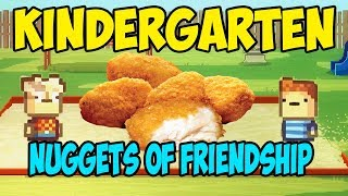 NUGGETS OF FRIENDSHIP | KINDERGARTEN - NUGGET'S TASKS - ANOTHER ITEM FOUND!!