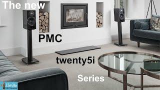"PMC: ""making a legend legendary"" - The new PMC twenty5i series."