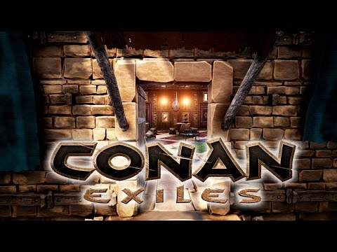 Conan Exile : How to build a Basic Base from Scratch | Doovi  Conan Exile