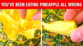 You've Been Always Eaтing Pineapple Wrong, Stop It!