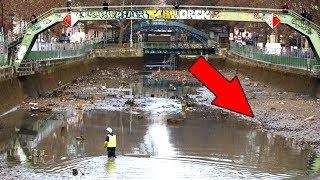 10 COISAS INCRÍVEIS ENCONTRADAS EM RIOS QUE SECARAM