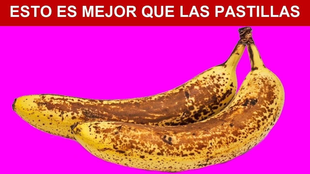16 Problemas Que La Banana Resuelve Mejor Que Las Pastillas